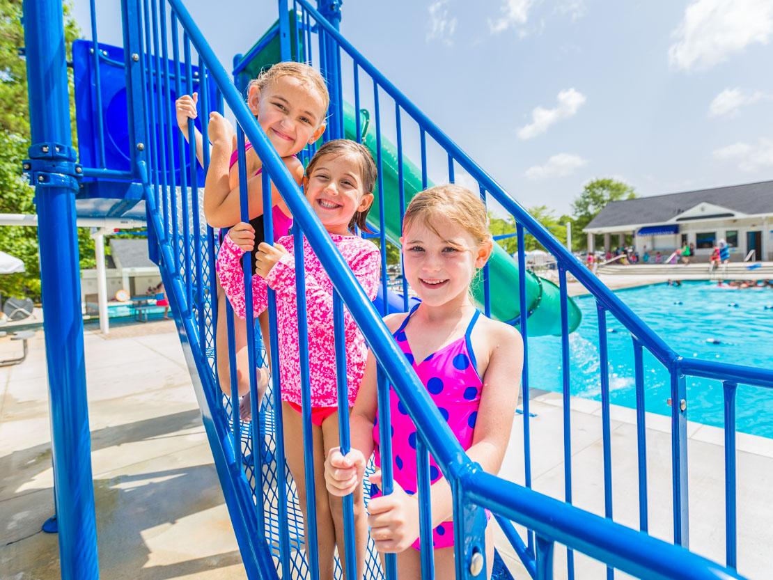 swimmer-on-slide